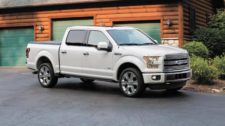 Ford F-150 Aluminum Body Is Cheaper To Fix Than Steel: Report