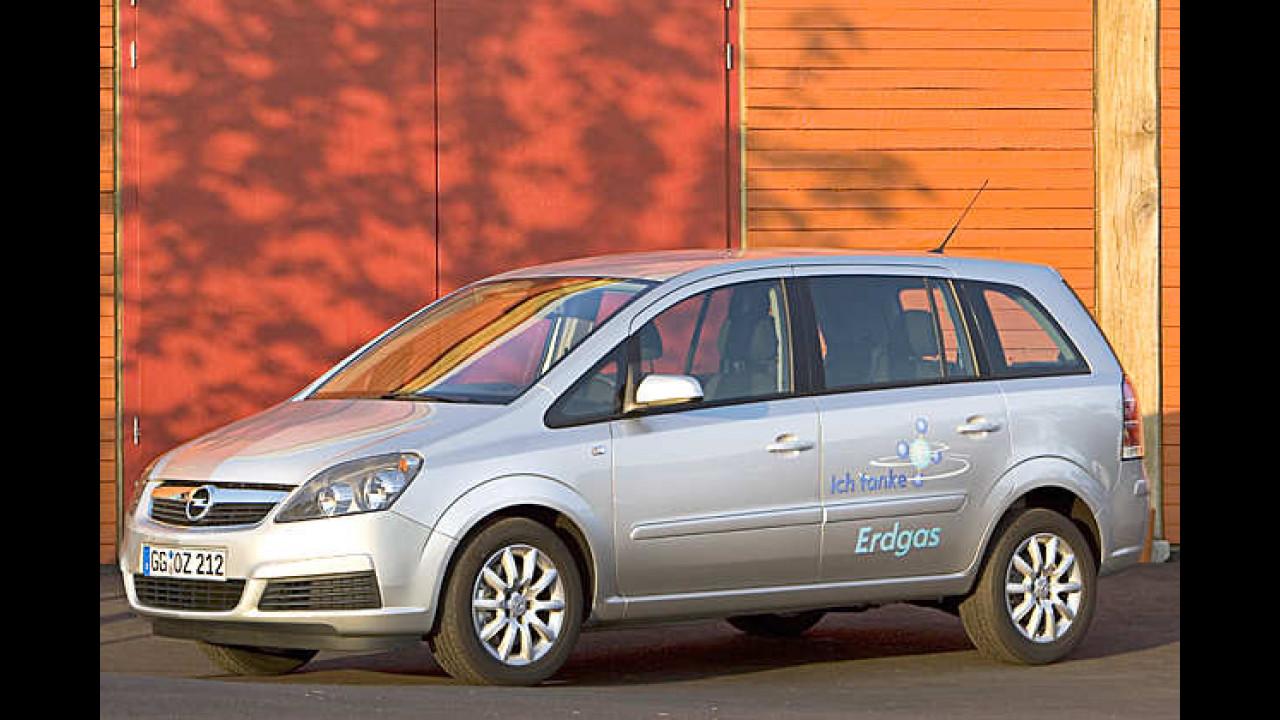 Das große Erdgas-Special: Alle Autos mit dem sparsamen und umweltfreundlichen Antrieb