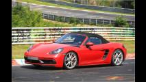 Erlkönig: Porsche 718 Boxster GTS
