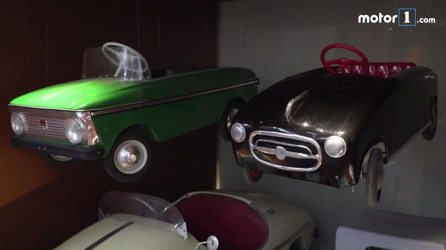 VIDÉO - La collection de jouets du Musée de Mulhouse
