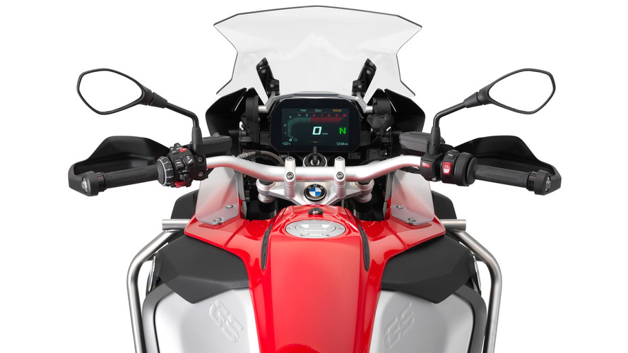 'Connected Ride', la pantalla multifunción de BMW Motorrad