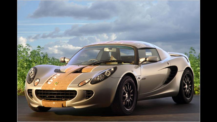 Lotus Eco Elise: Leichtgewicht mit Naturmaterialien