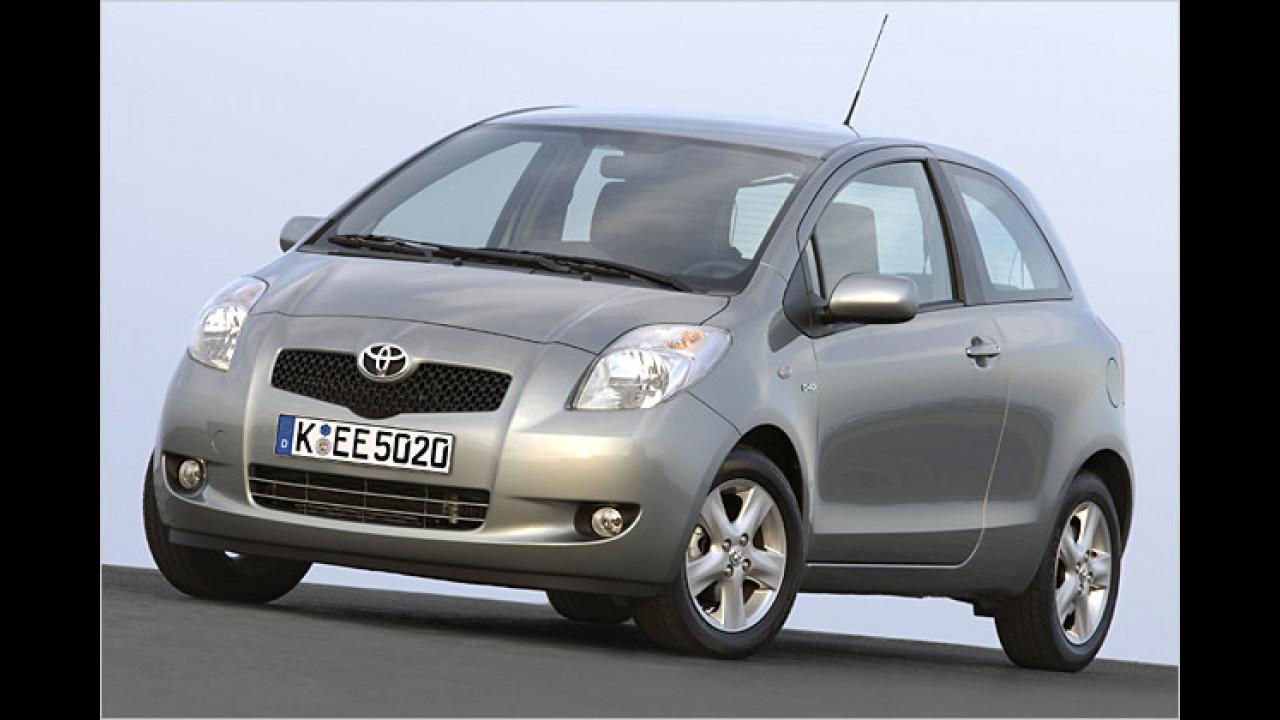 Toyota Yaris 1.0 3-türig