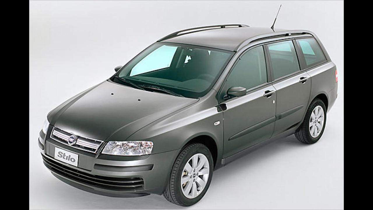 Fiat Stilo Multi Wagon 1.4 16V Active