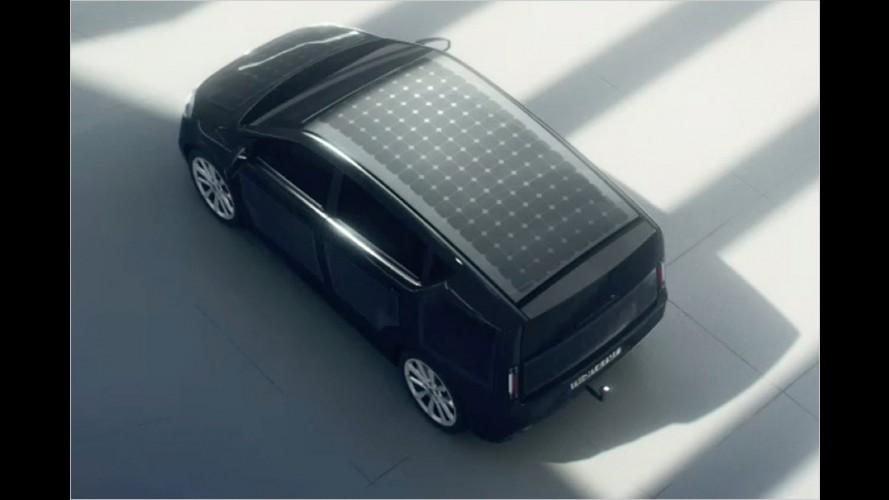 die solarzellen sollen bis zu 30 kilometer extra. Black Bedroom Furniture Sets. Home Design Ideas