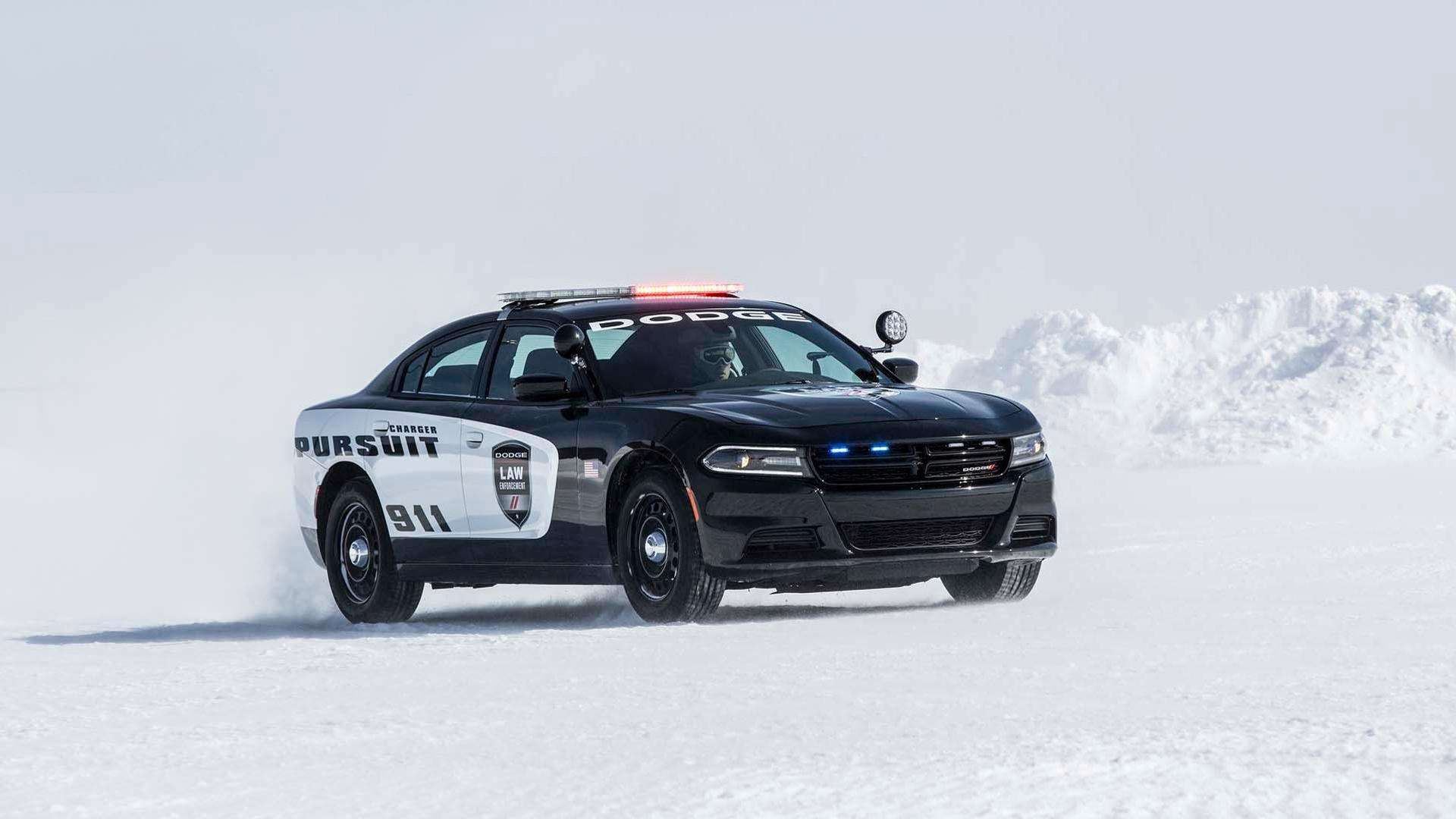 Dodge Charger Police Pack Can Now Detect Sneaky Perps From Behind