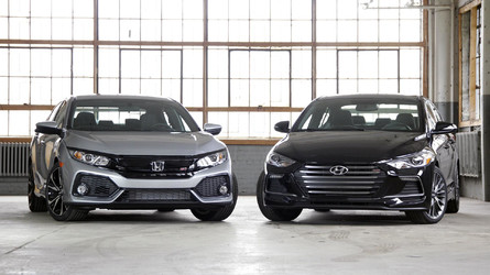 Hyundai Elantra Sport Looks Mostly Stock, But Packs 240 WHP