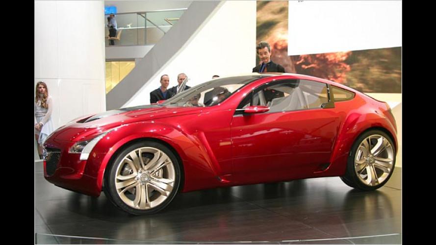 Mazda Kabura: Smartes Konzept verspricht viel Fahrspaß