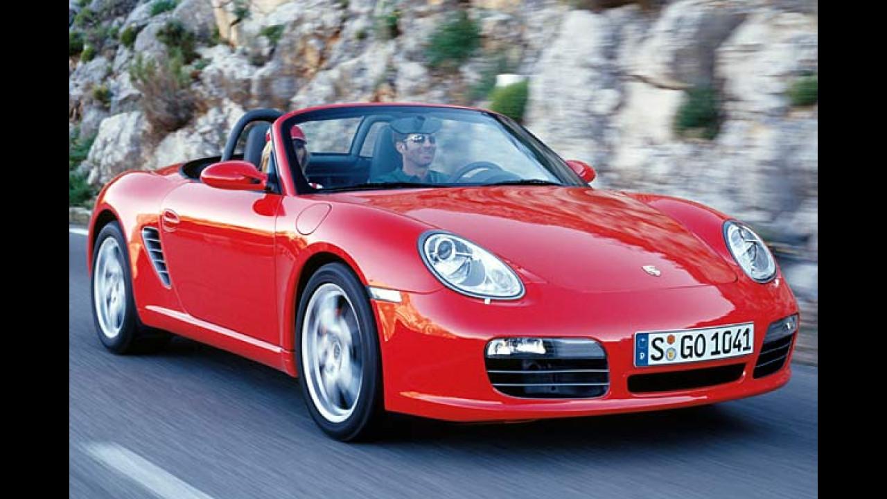 Das Autojahr im Rückspiegel – die Höhepunkte aus 2005