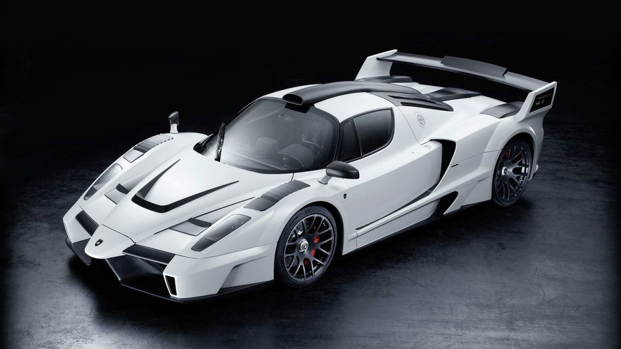 Gemballa MIG-U1 Based on Ferrari Enzo Details and Photos Released