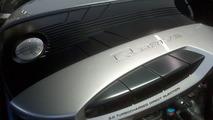 Fisker Karma engine cover
