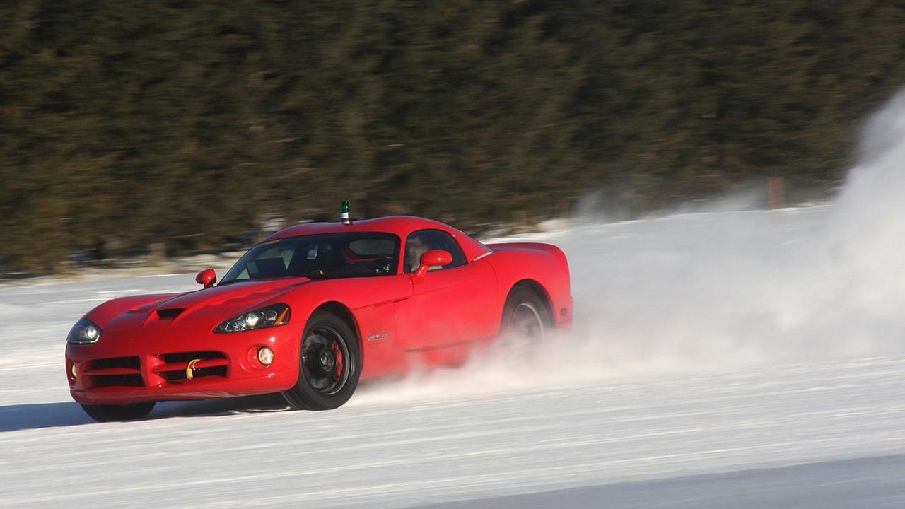 2012 Dodge Viper development mule - 15.4.2011