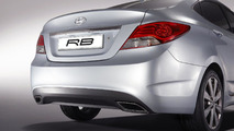 Hyundai RB concept first photos 25.08.2010