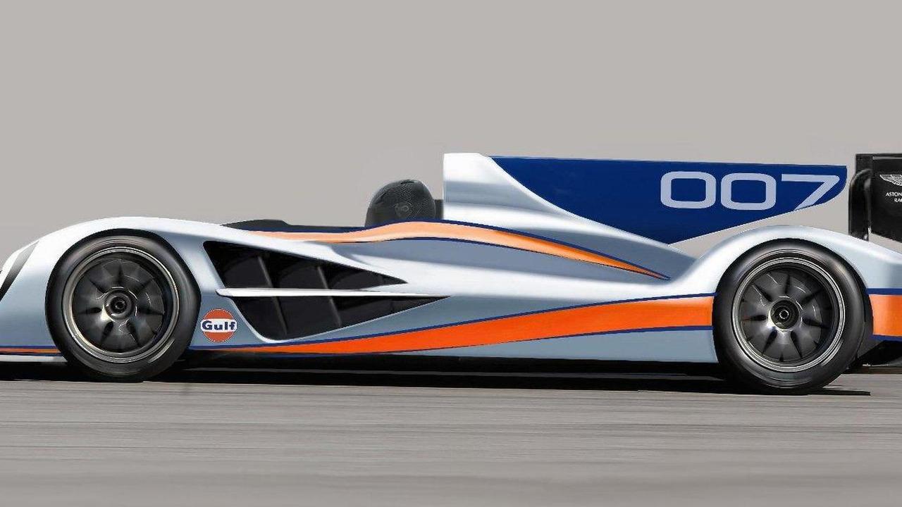 Aston Martin new LMP1 race car 2011, 13.09.2010