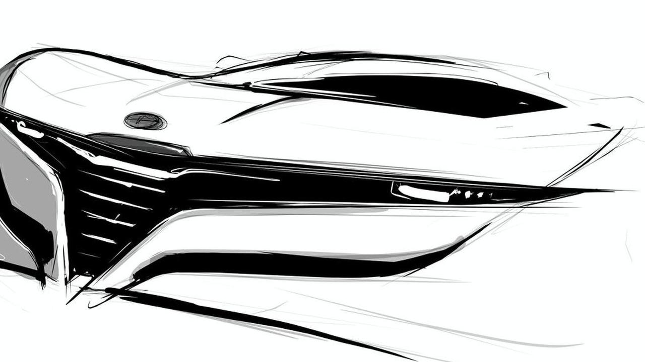 Bertone Alfa Romeo Coupe Concept Geneva Teaser Sketch - 1280 - 02.02.2010