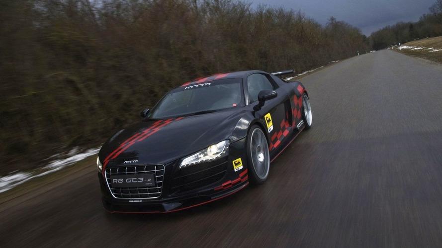 MTM R8 GT3-2: Trafiğe çıkabilir, süperşarjlı, arkadan itişli 560 beygirlik Audi R8