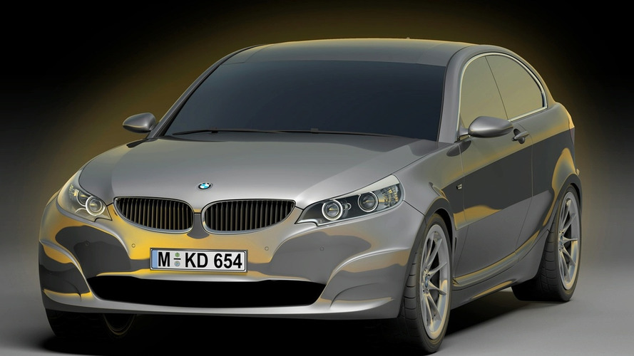 Rendered Speculation: 2011 BMW 1-Series