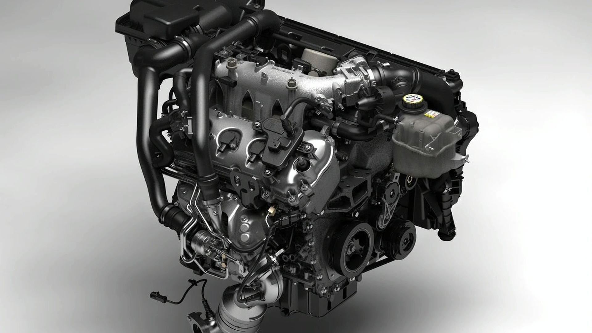 Flex Fuel Cars >> Ford 3.5-liter EcoBoost V-6 twin-turbo engine revealed