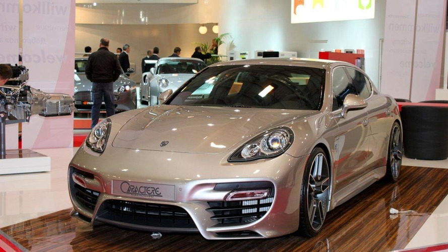 Porsche Panamera by Caractere Exclusive