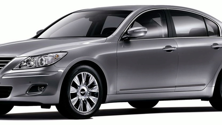 Hyundai and Prada Create Three Special Edition Genesis Sedans