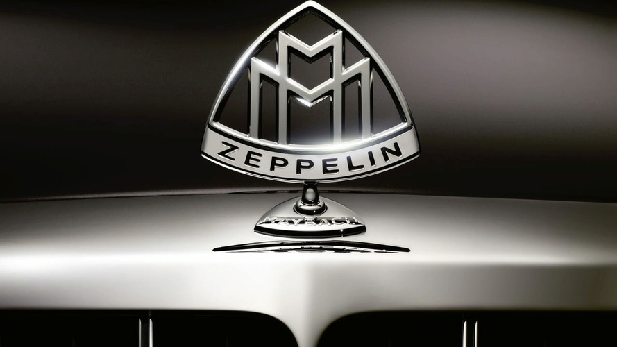 Maybach Zeppelin Revealed for Geneva Debut