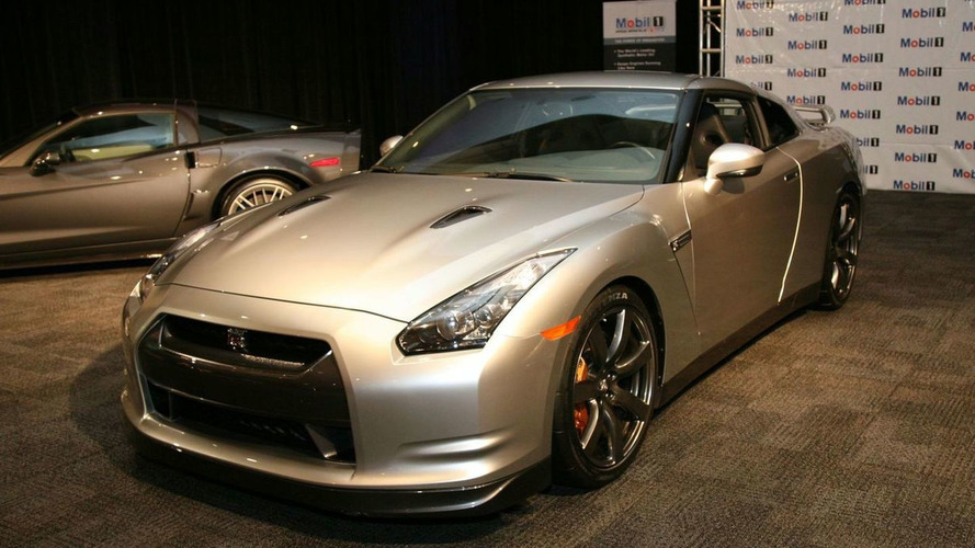 Nissan GT-R Declared 2009 World Performance Car of the Year