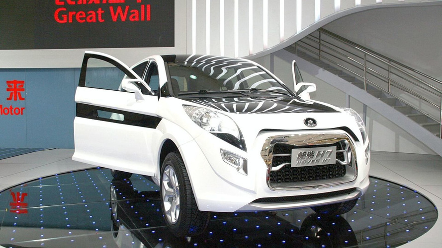 Great Wall to enter U.S. market in 2015