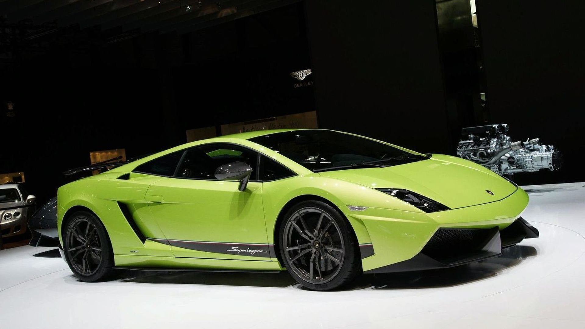 Lamborghini Gallardo 570 4 Superleggera Officially Released