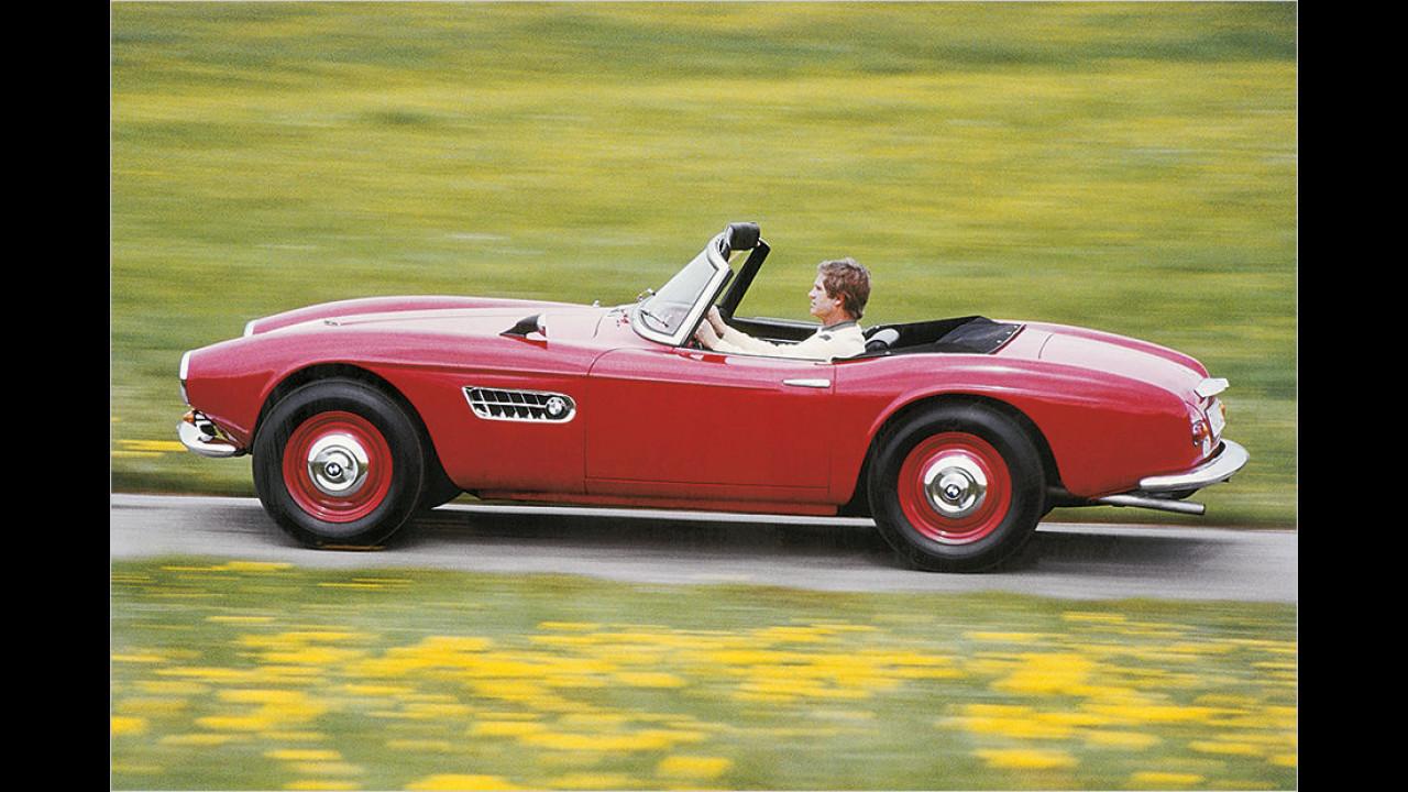 60 Jahre BMW 507