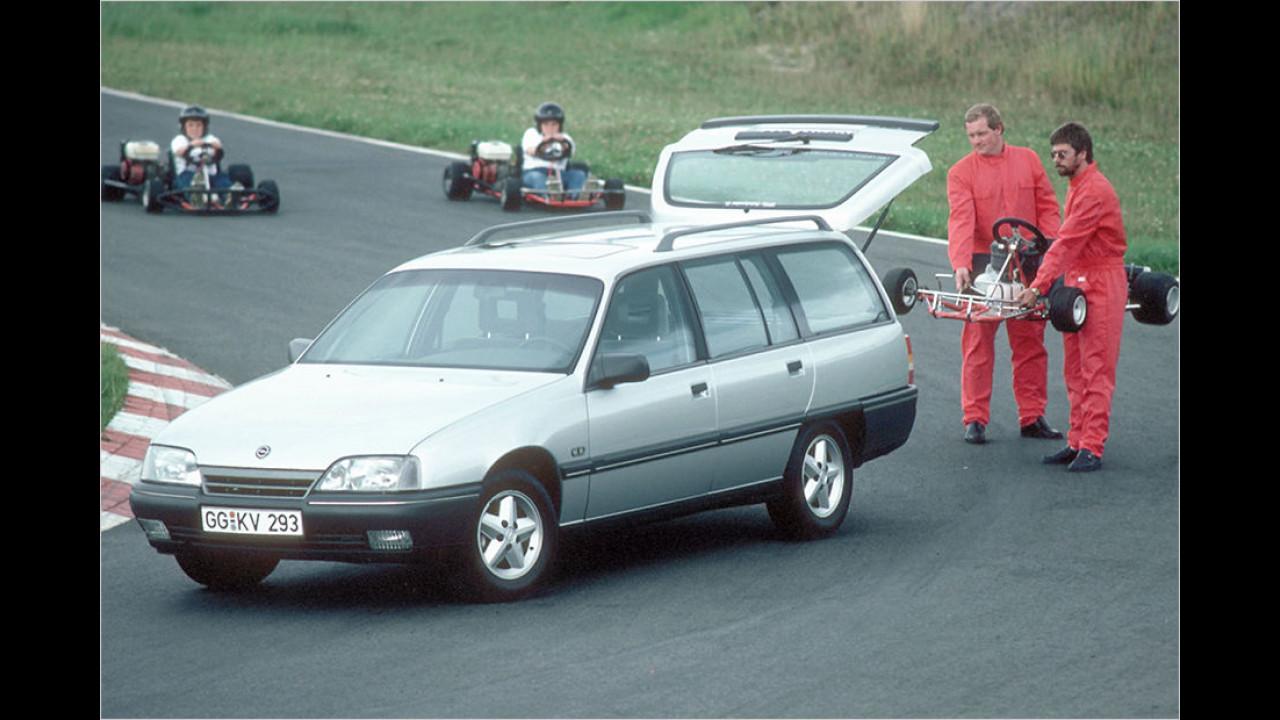 30 Jahre Opel Omega A