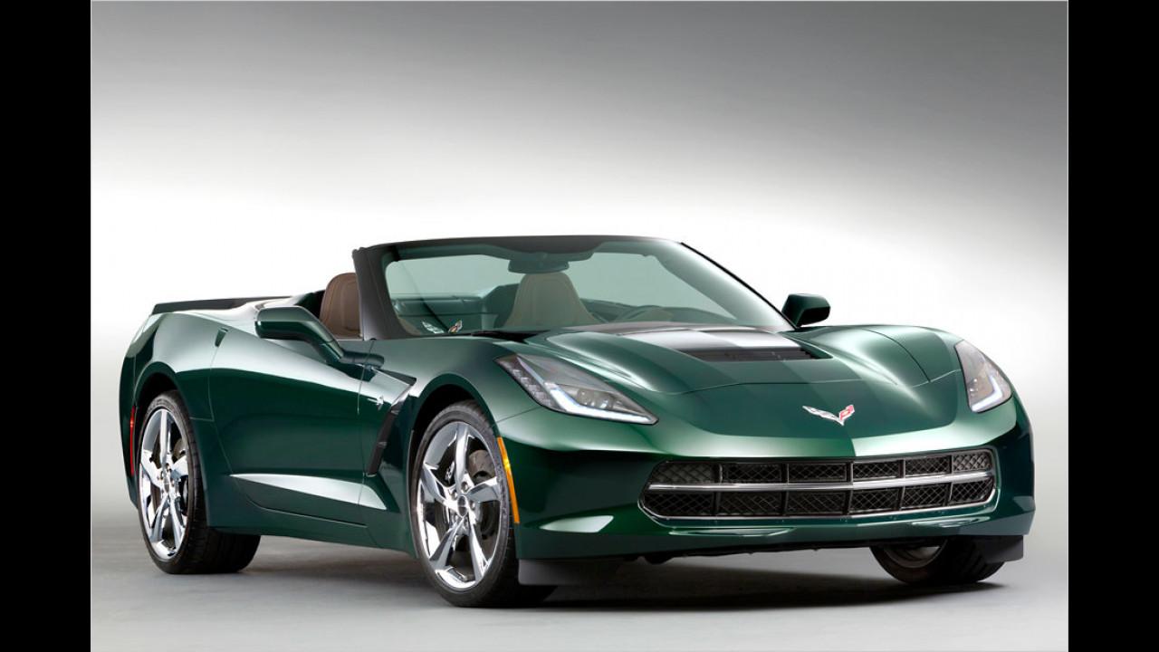 Geschenke für Corvette-Fans