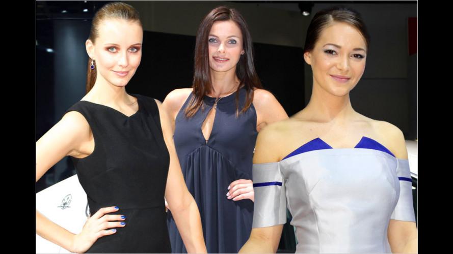 IAA 2013: Die Girls