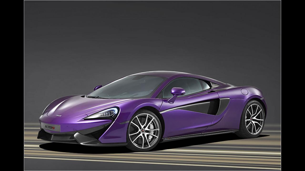 McLaren MSO veredelt 570S