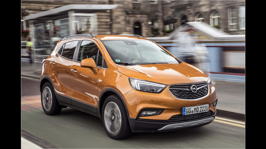 Der neue Opel Mokka X mit 136-PS-Topdiesel im Test