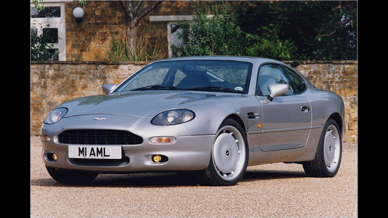 1994: Aston Martin DB7