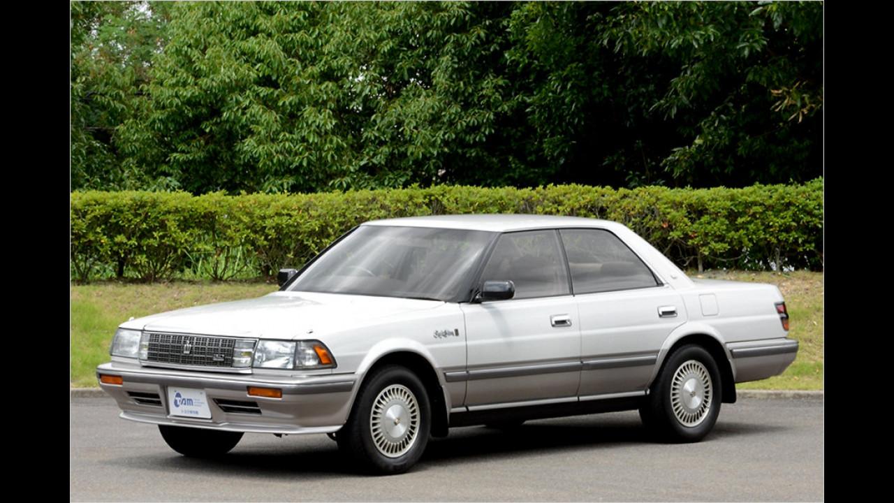 8. Generation: S130 von 1987 bis 1991