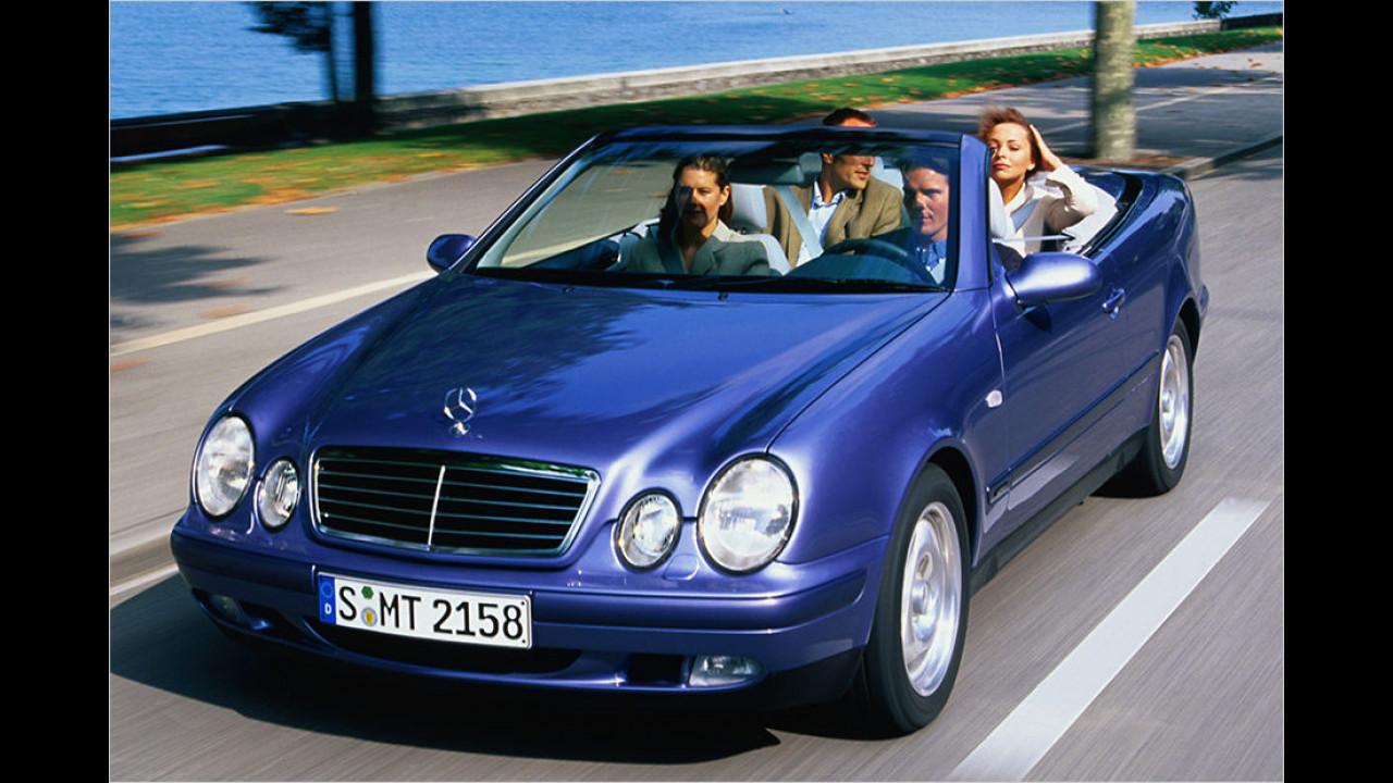 Mercedes CLK Cabriolet (1998)