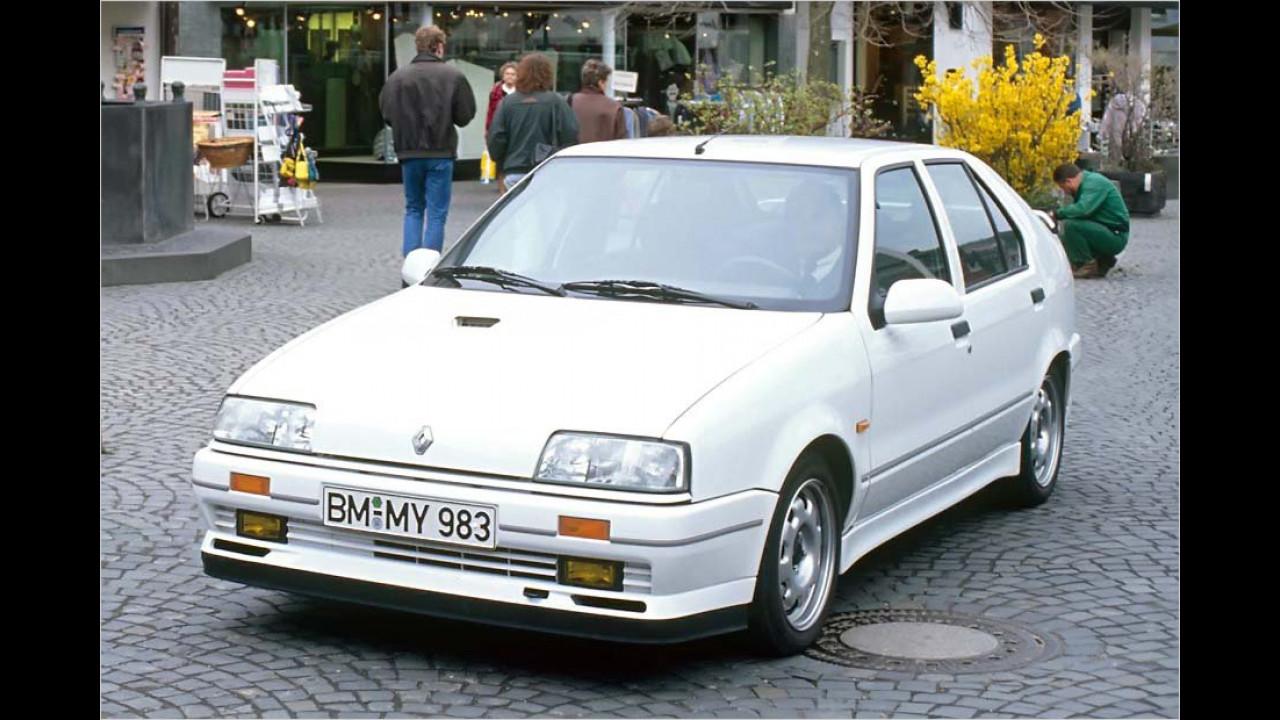 25 Jahre Renault 19