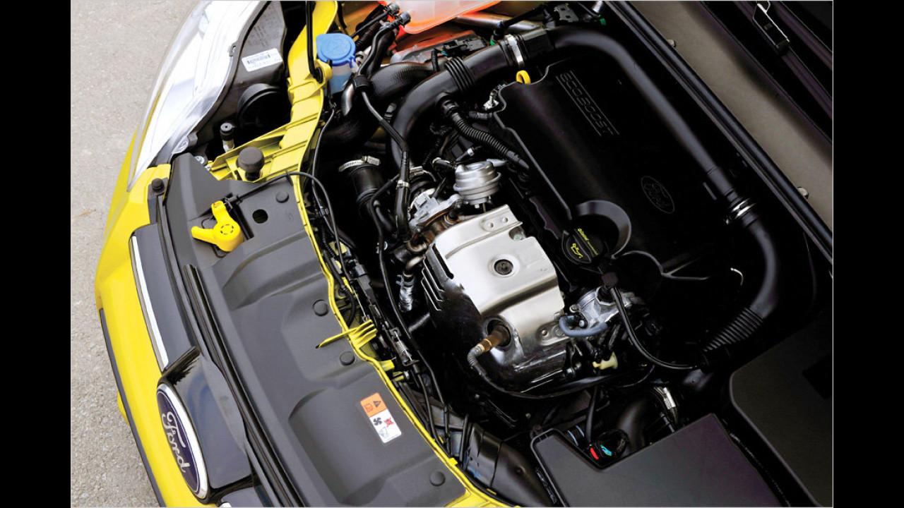 Bester neuer Motor 2012: Ford-Dreizylinder-Turbo