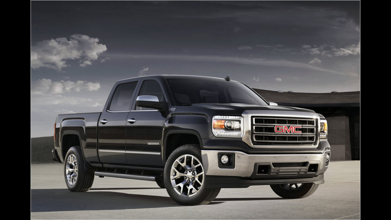 GMC Sierra 2500 HD SLE