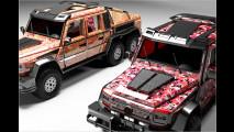 Big-Benz als Roter Russe