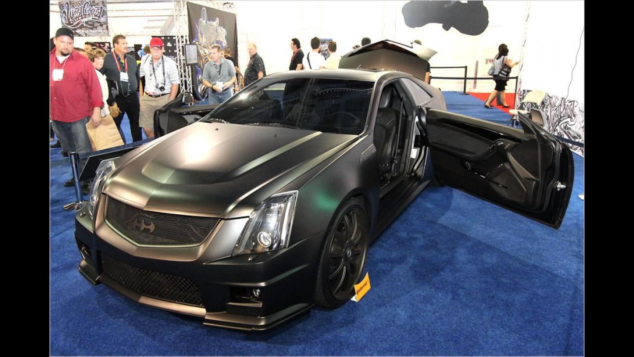 Cadillac CTS von Justin Bieber