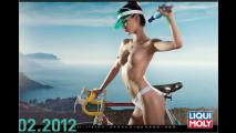 LIQUI MOLY Kalender 2012