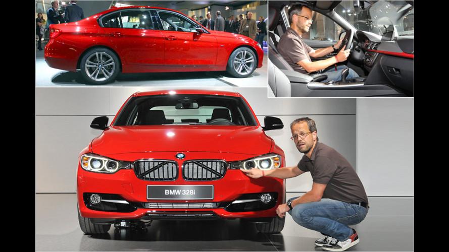 Neuer BMW 3er: Sitzprobe und Vorstellung