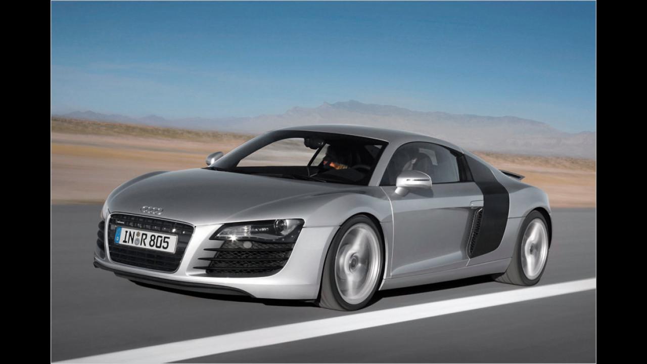 Audi R8 V8, 2007