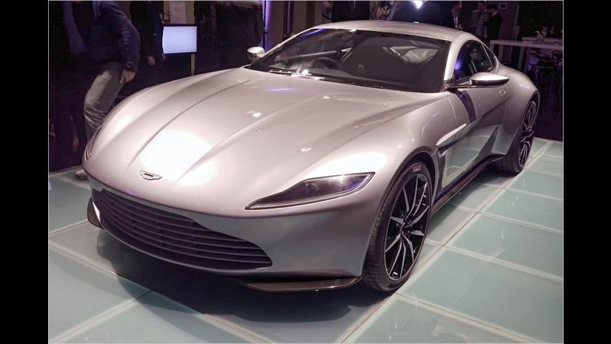 007 und viele neue Modelle