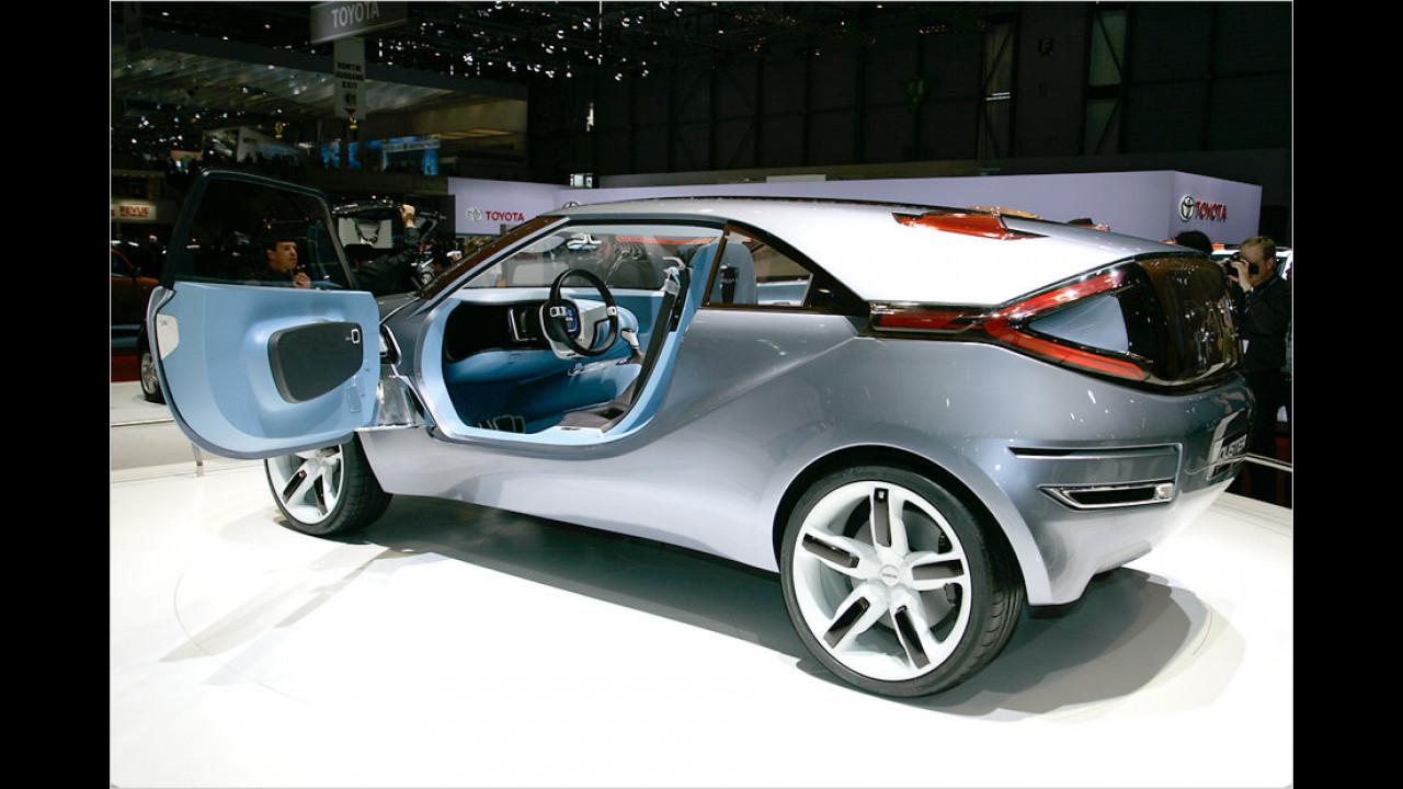 Dacia Duster Concept (2009)