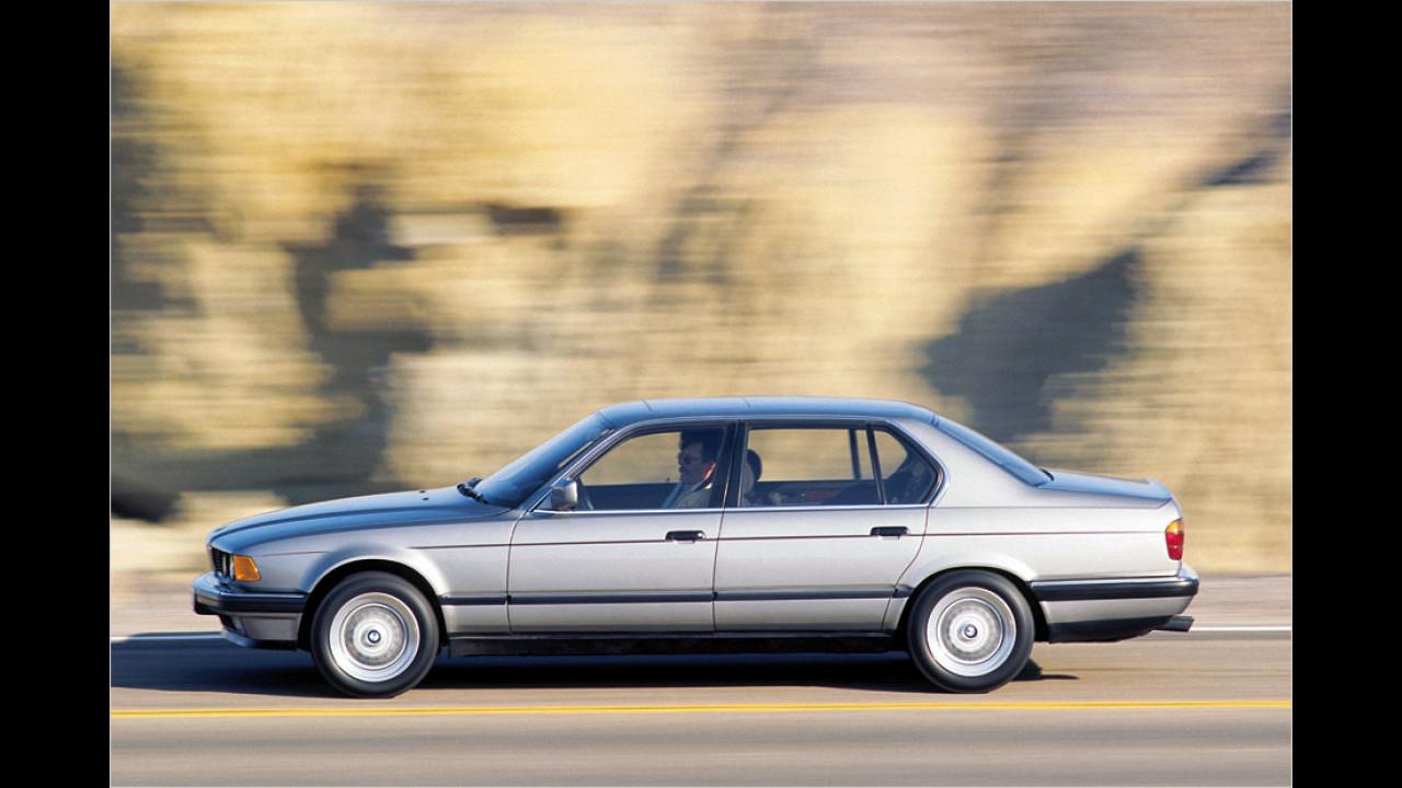 5. März 1987: 750i kommt mit Zwölfzylinder
