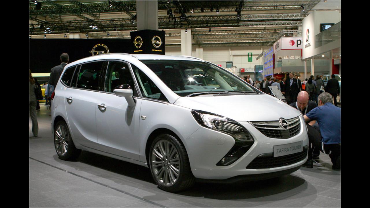 Opel Astra Zafira Tourer