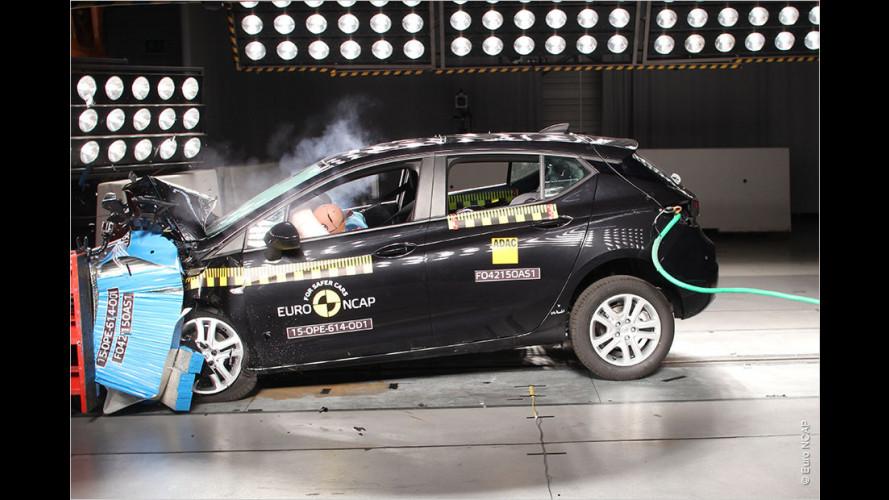 Neue EuroNCAP-Crashtests: Lancia Ypsilon, BMW Z4 und Mini Clubman floppen